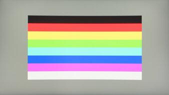 MSI Optix G27C6 Color Bleed Horizontal