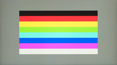 Samsung Space Color bleed horizontal