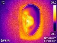 Razer Hammerhead True Wireless 2019 Breathability After Picture