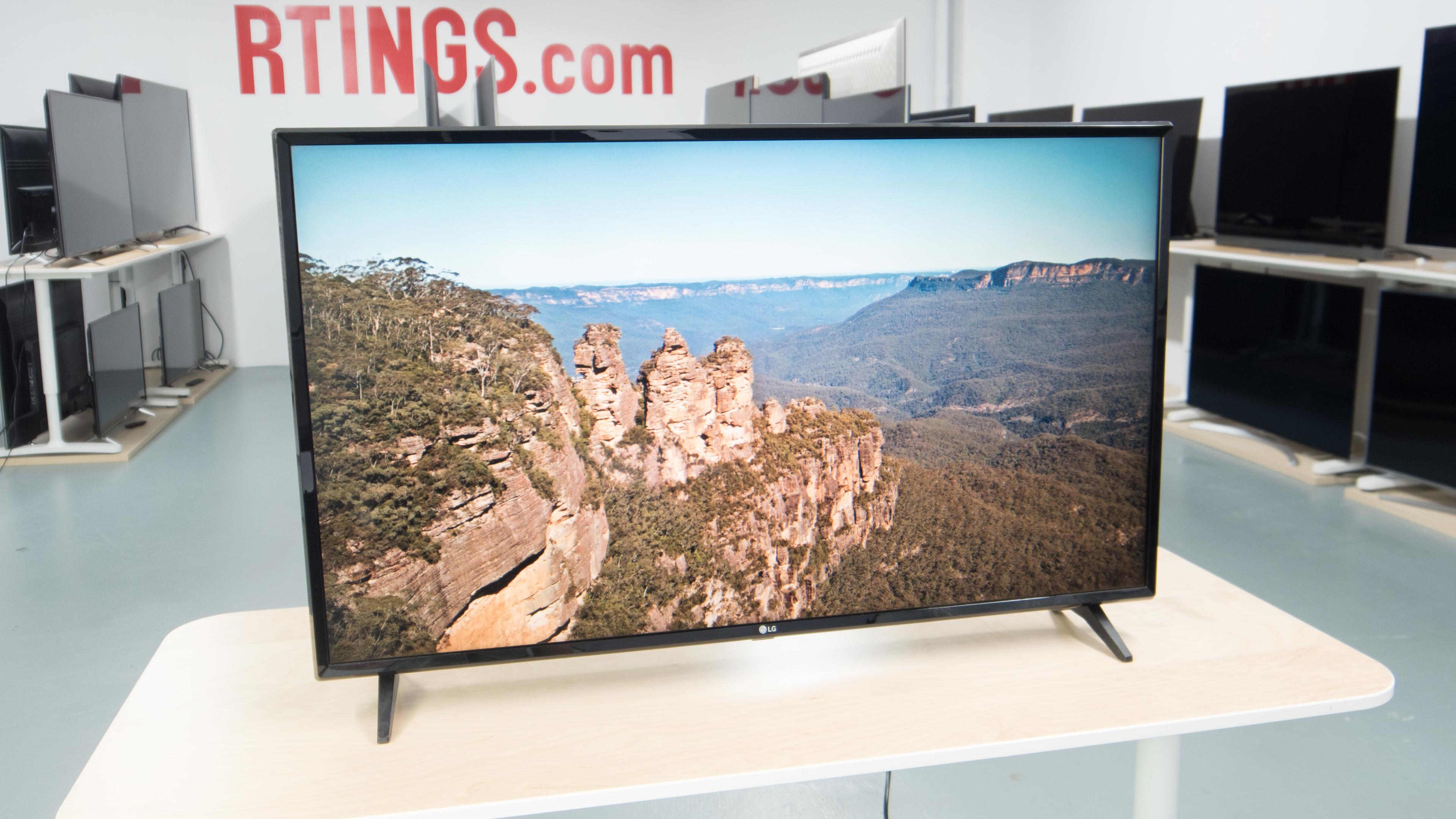 lg lj5500 review 43lj5500 49lj5500 55lj5500 rtings com rh rtings com LG Smart TV Keyboard Remote LG TV Models 2010