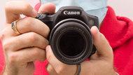 Canon PowerShot SX540 HS Hand Grip Picture