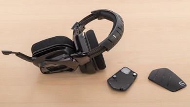 Logitech G933 Wireless Gaming Headset Build Quality Picture
