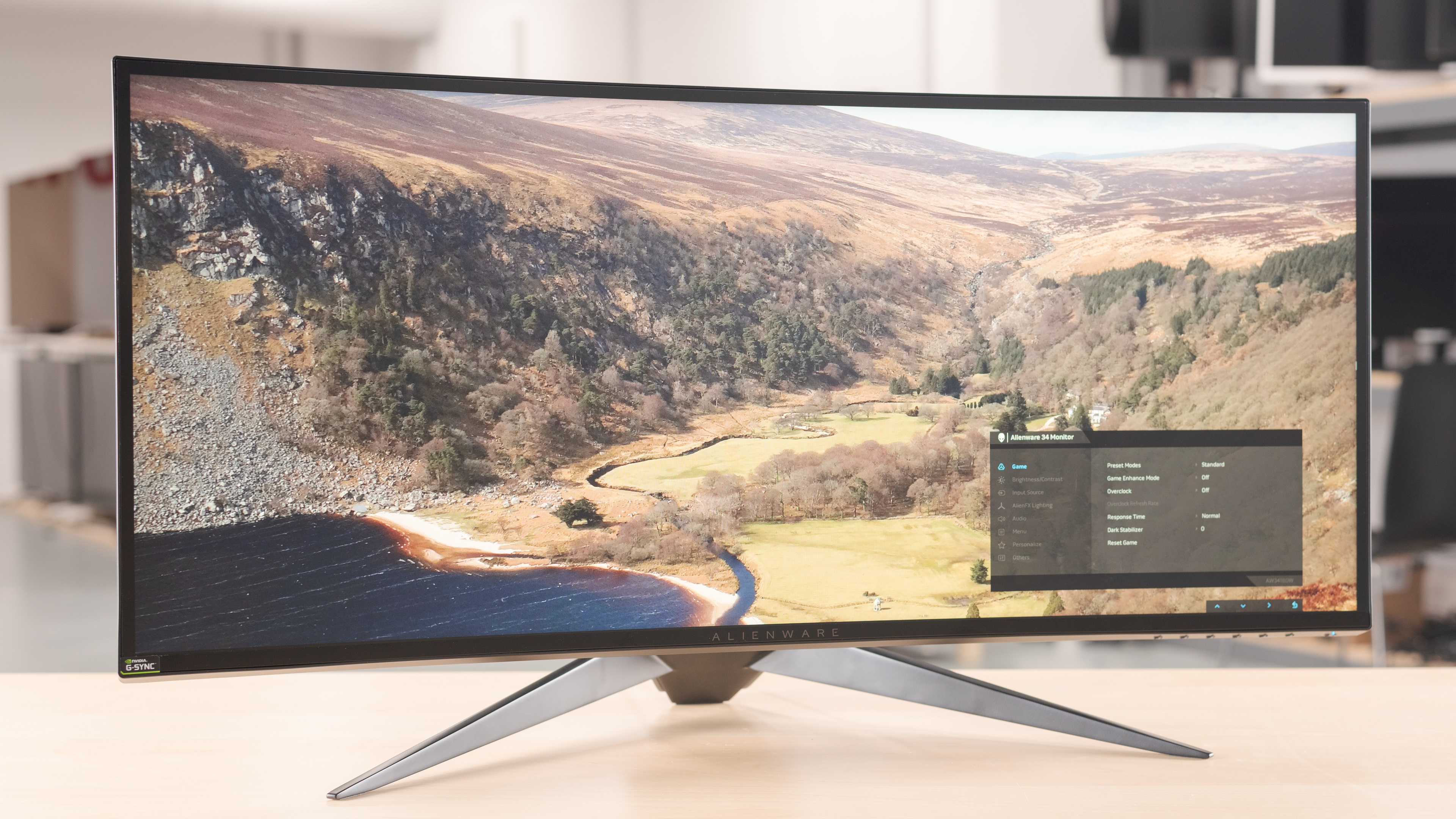 Dell Alienware AW3418DW Review - RTINGS com