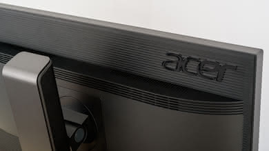 Acer XF251Q Build Quality picture