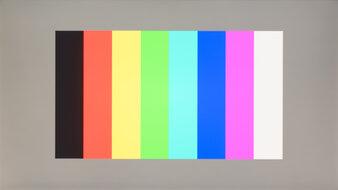 Gigabyte AORUS FI27Q-X Color Bleed Vertical