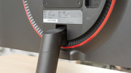 LG 24GL600F Ergonomics Picture