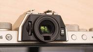 Fujifilm X-T200 EVF Menu Picture