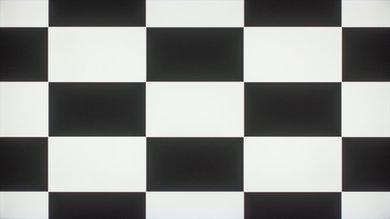 Samsung Q8FN Checkerboard Picture