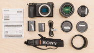 Sony α6600 In The Box Picture