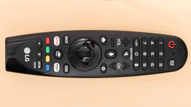 LG UK7700 Remote Picture