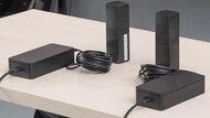Bose Soundbar 700 with Speakers + Bass Module Back photo - satellites