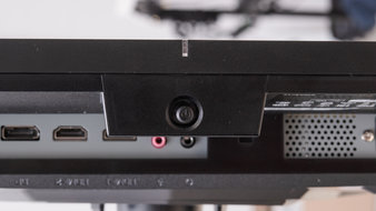Gigabyte Aorus FI27Q Controls Picture