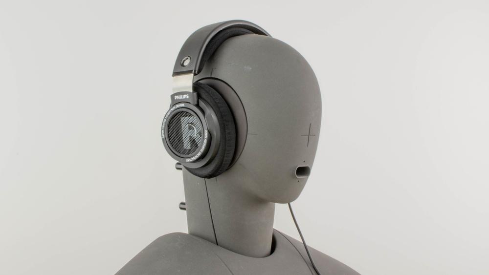 Philips SHP9500 Design Picture