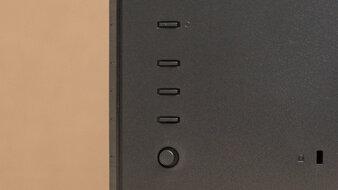 Acer Nitro XV282K KVbmiipruzx Controls Picture