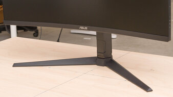 ASUS TUF Gaming VG34VQL1B Stand Picture
