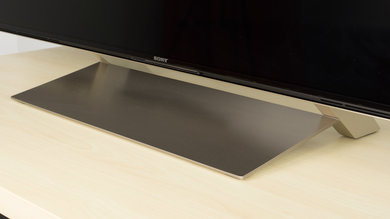 Sony X930E Stand Picture