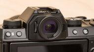 Fujifilm X-S10 EVF Menu Picture