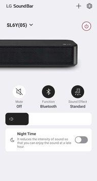 LG SL6Y App image