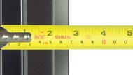 Sharp UB30U Thickness Picture