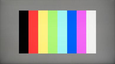 Dell U2717D Color bleed vertical