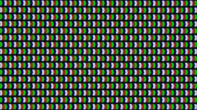 LG UH6550 Pixels Picture