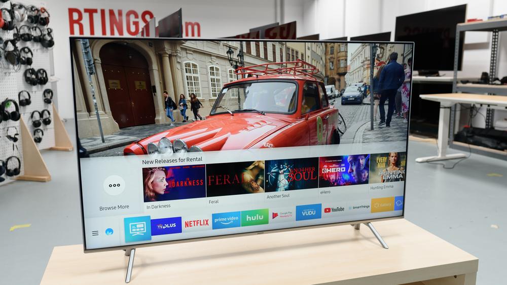 Samsung Q6FN/Q6/Q6F QLED 2018 Design Picture