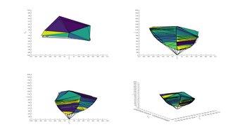 ViewSonic VX2758-2KP-MHD Adobe RGB Color Volume ITP Picture