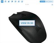 Corsair KATAR PRO XT 3D Model