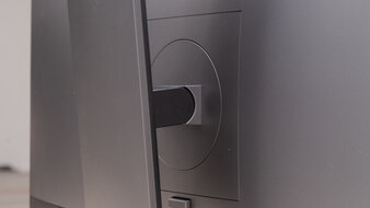 Dell UltraSharp U2520D Ergonomics Picture