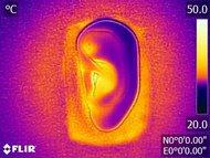 Samsung U Flex Wireless Breathability After Picture