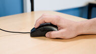 Microsoft Pro IntelliMouse Claw Grip Picture