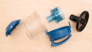 Eureka Whirlwind Bagless Canister Dirt Compartment Picture
