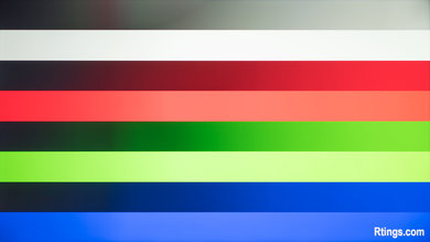 Sony X800G Gradient Picture