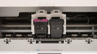 HP DeskJet 2755 Cartridge Picture In The Printer
