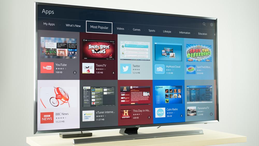 Samsung JU7100 Design Picture