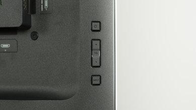 Vizio M Series 2017 Controls Picture