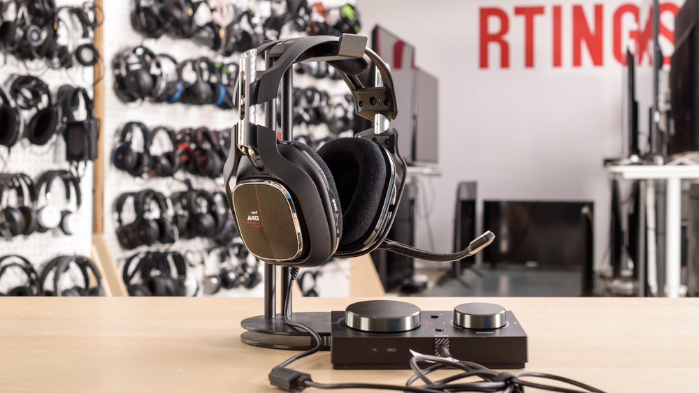Astro A40 TR Headset + MixAmp Pro 2019 Picture