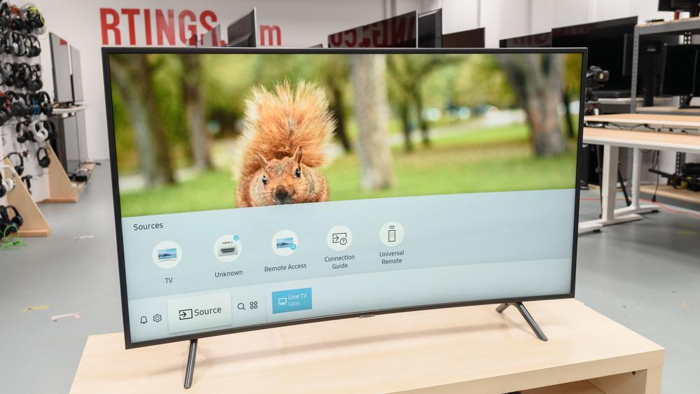 Genuine Samsung UE49RU7300KXXU TV Remote Control