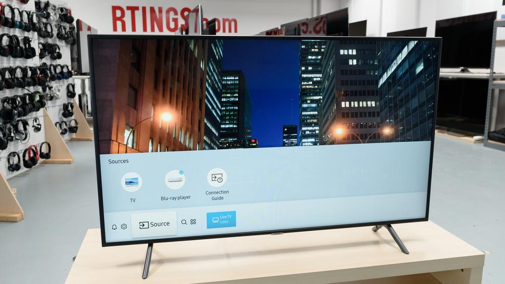 Samsung NU7100 Picture