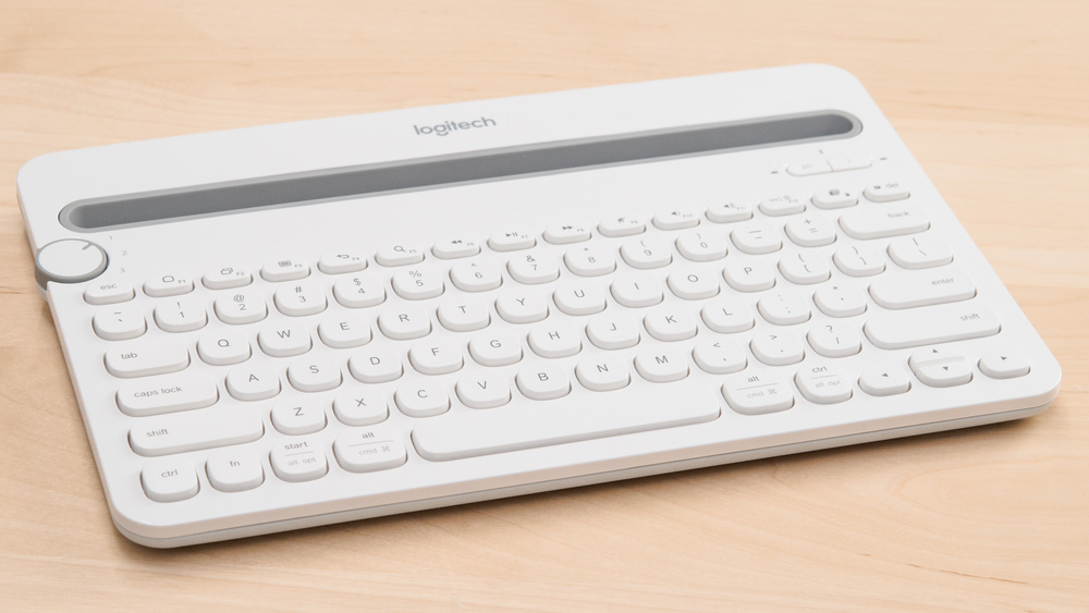 Logitech K480 Bluetooth Multidevice Keyboard Picture
