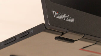 Lenovo ThinkVision M14 Build Quality Picture