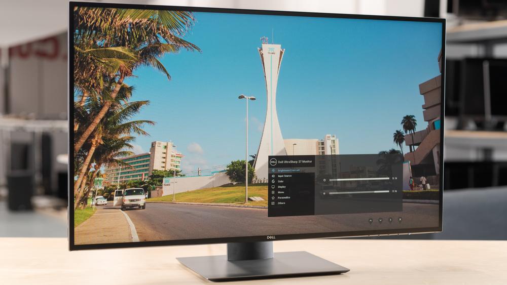 Dell U2719D Picture