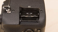 Sony RX10 IV Card Slot Picture