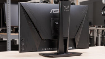 ASUS TUF Gaming VG259QM Back Picture