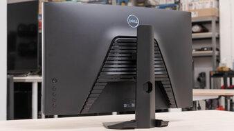 Dell S2721HGF Back Picture