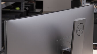 Dell UltraSharp U2720Q Build Quality Picture