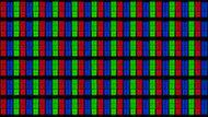 Samsung Q70T QLED Pixels Picture