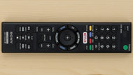Sony X700D Remote Picture