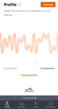 Beyerdynamic Amiron Wireless App Picture