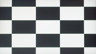 Dell S2721DGF Checkerboard Picture